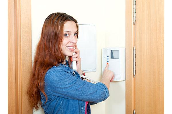 Apartman diafon sistemi