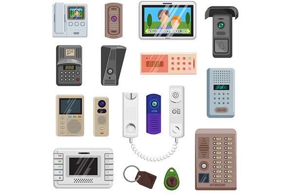 Diafon sistemleri çeşitleri